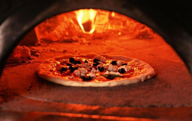 Woodfire Pizza Oven