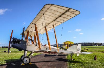 WW1 RAF BE2