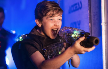 Paradice Entertainment Laser Tag